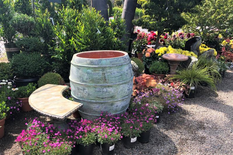 Griggs Digs: Take your garden to the next level with outdoor décor!